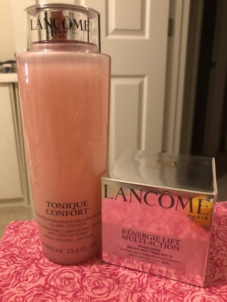 Macy's Lancome gift メイシーズ ランコムフリーギフト