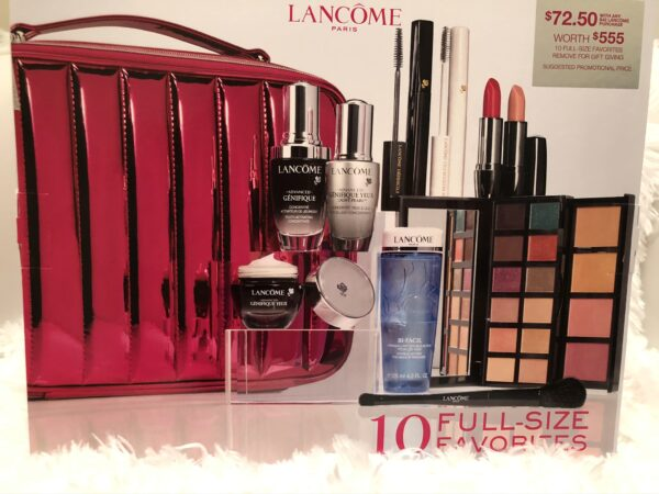 "<span class=""title"">Lancome 2020 Holiday Beauty Boxが来ましたが……。</span>"
